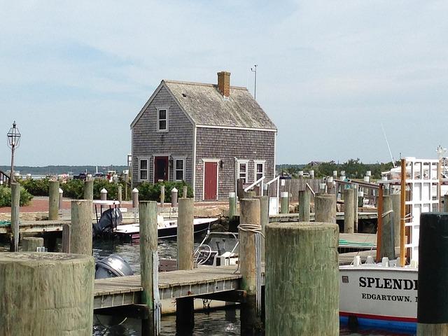 Martha's Vineyard Loading Dock